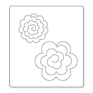 Színes virágkoszorú dekorgumiból ajtóra, falra, asztalra | Életszépítők