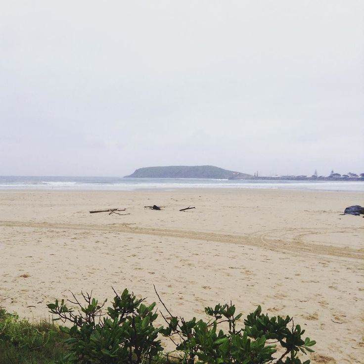 Cloudy and rainy day in Coffs Harbour. I hope the rain clears and sun comes out soon