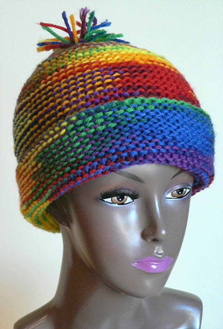 17 best CHEMO CAP PATTERNS images on Pinterest | Crocheted hats ...