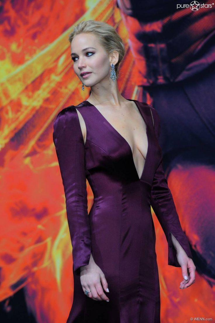 """Jennifer Lawrence bei der Weltpremiere von """"Die Tribute von Panem - Mockingjay Teil 2"""" am 4. November 2015 in Berlin."""