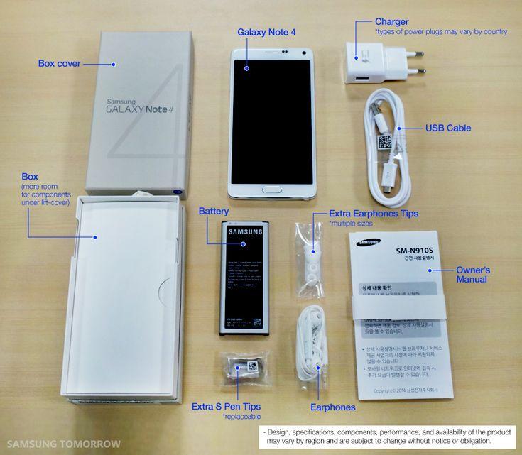 Partite le vendite del #GalaxyNote4 di #Samsung in Corea. Online spot e video #unboxing