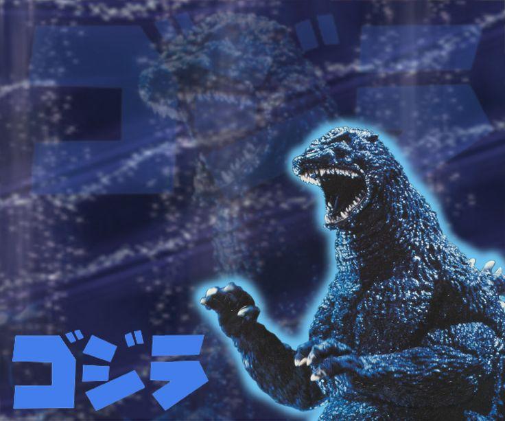 Godzilla Wallpaper by Gojigirl on deviantART