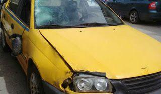 Αμφιλοχία: Ταξί χωρίς πινακίδες οδηγούσε ο 19χρονος που παρέσυρε 2 γυναίκες