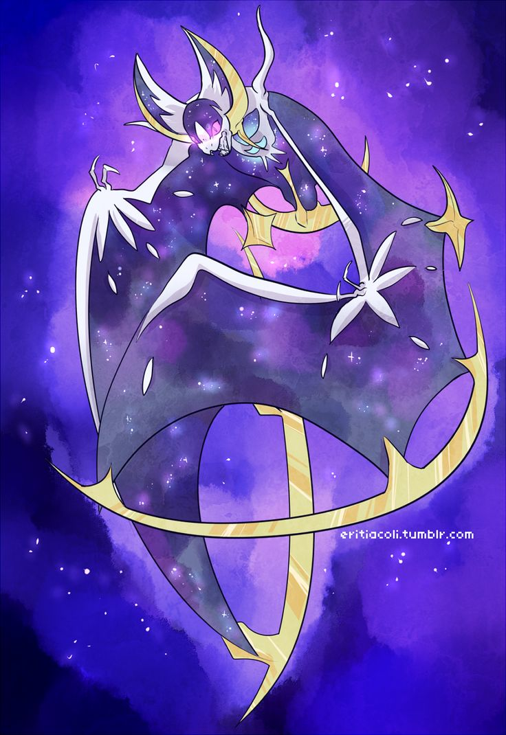 todnuzlocke:  Pokemon Moon has a cosmic skelethon bat as a legendary so I guess I already know which version I'm going to get…