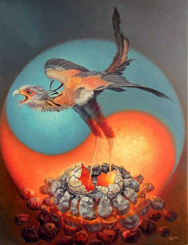 #art #oil #canvas #paintings #sale #original #surreal #symbolic #symbolism #fantasy #conceptual #realism #surrealism #world #music #religion #sky #belief #phylosophy #mythology