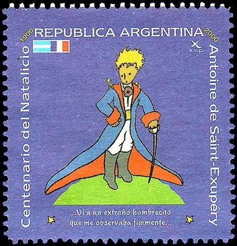 Antoine de Saint-Exupéry: Argentina 2000