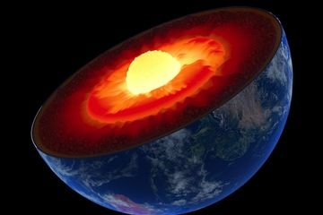 Metal 'Snow' May Power Earth's Magnetic Field http://whtc.co/87tk
