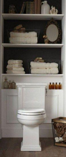Minimalist Bathroom Storage Organization Ideas 11   – Home organisation