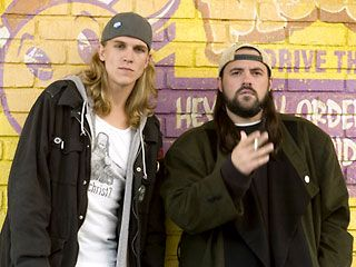 The Great Ones.....Jay and his hetero life mate Silent Bob