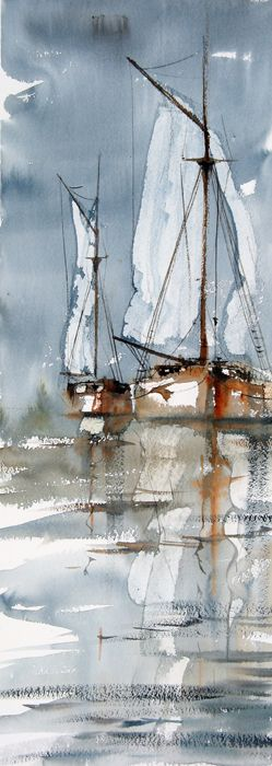 Watercolor :: Anders Andersson - stunning !