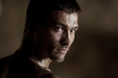 """""""I am going to go to sleep now as my body won't work any more. I am like a butterfly with broken wings."""" -- Andy Whitfield's final words to his children :("""
