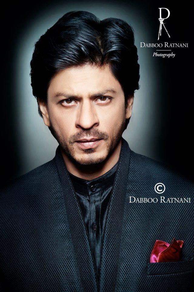 Shah Rukh Khan (Dabboo Ratnani)