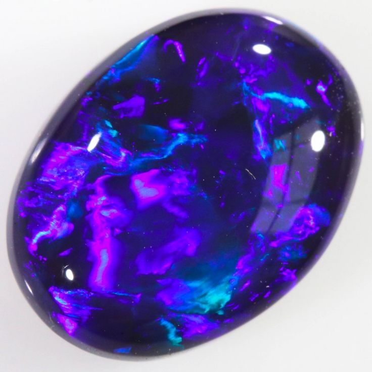 3.78CTS BLACK OPAL -LIGHTNING RIDGE- [Q2008]