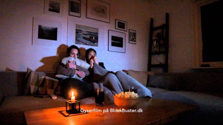 Se de nyeste og mest bloddryppende gyserfilm - på Blockbuster.dk