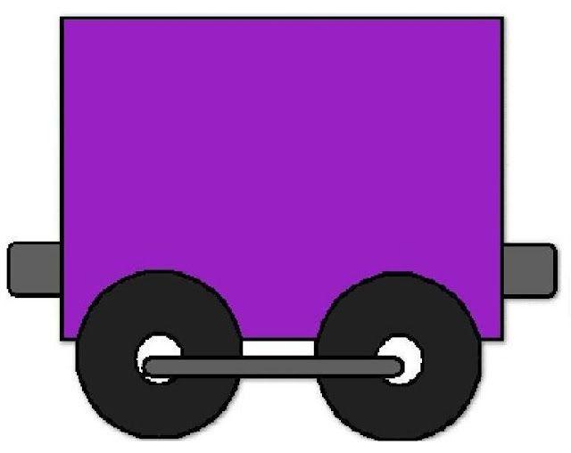 Tren per lletres a les rodes 4