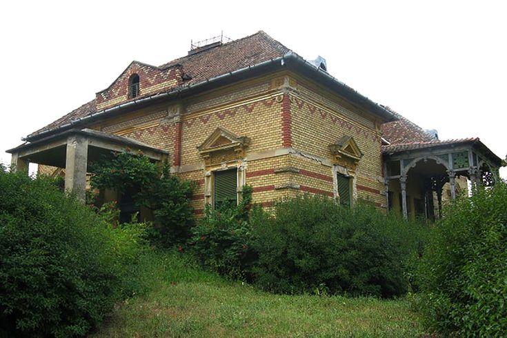Nagy Balázs-kúria, Izsák