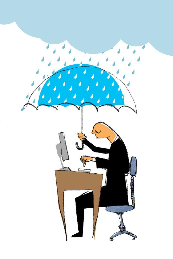 trabajo y clima laboral (no es lluvia de ideas precisamente)