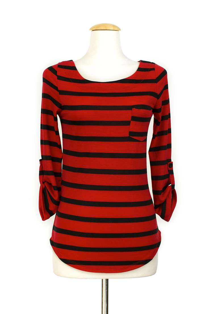 Dressing Your Truth - Type 4 Gondolier Top