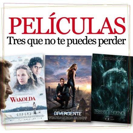 Películas, Tres que no te puedes perder http://www.inkomoda.com/peliculas-tres-que-no-te-puedes-perder/