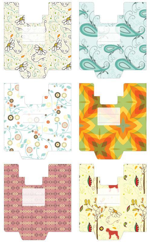 Printable Foldable Money Envelope - AJ Troxell