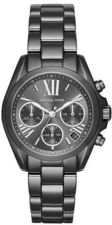 Michael Kors Mini Bradshaw Bracelet Watch, Gunmetal
