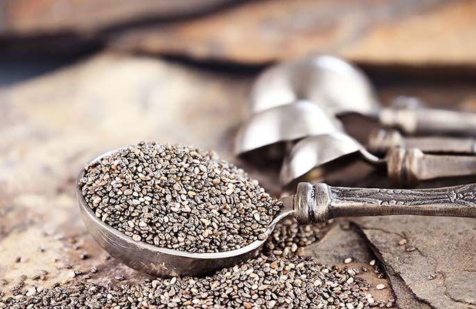 Семена чиа — польза и вред, рецепты приготовления суперфуда - http://life-reactor.com/14206-2/