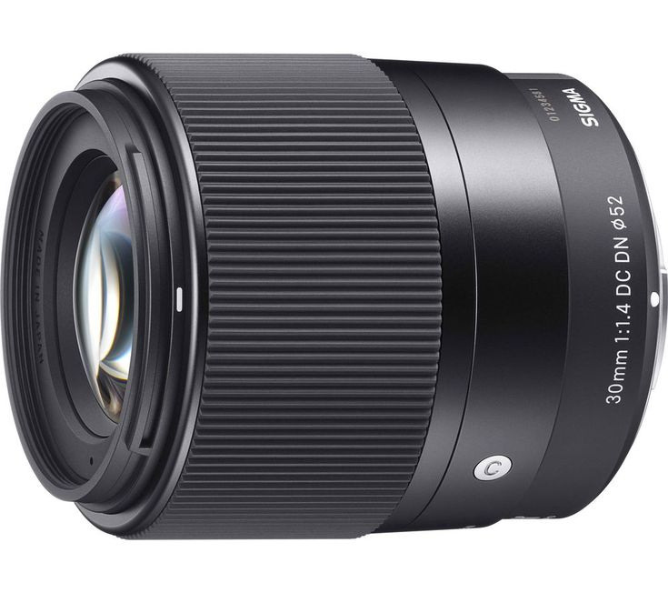 SIGMA 30 mm f/1.4 DC DN Standard Prime Lens - for Sony: Top features: - Ideal for portraits, still life,… #Electrical #HomeAppliances