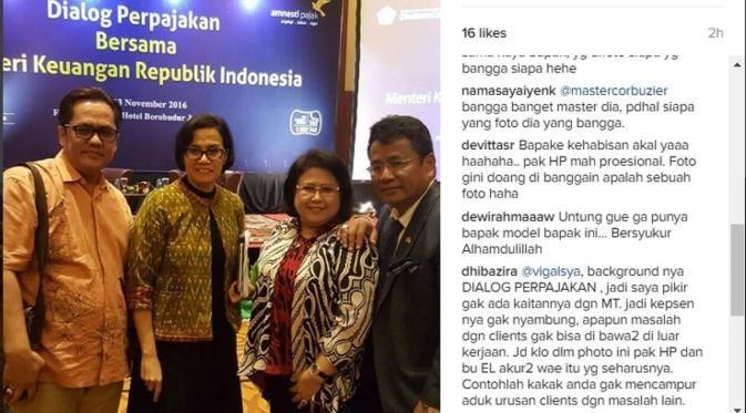 Potret Keakraban Pengacara Mario Teguh dan Deddy Corbuzier - http://wp.me/p70qx9-6RA