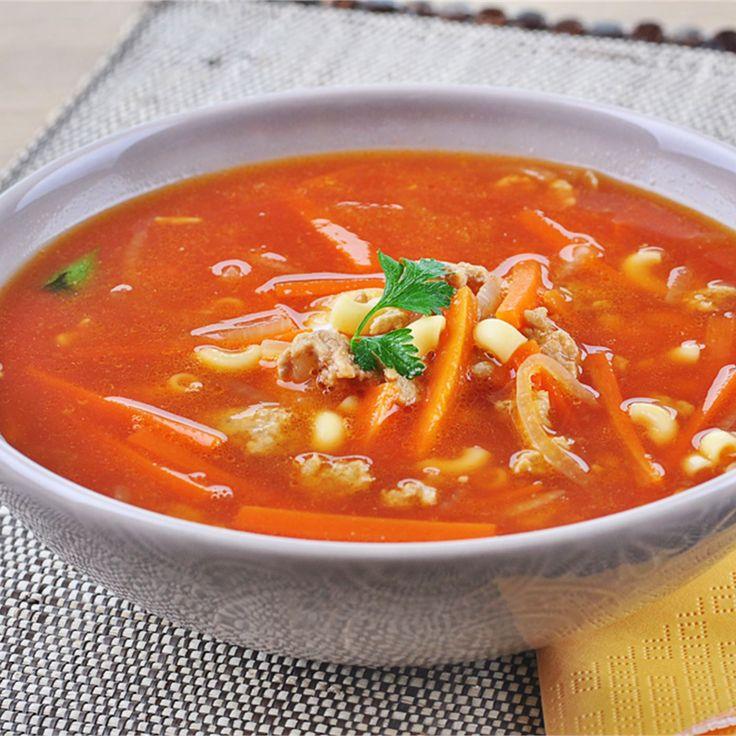 Pożywna zupa na jesień