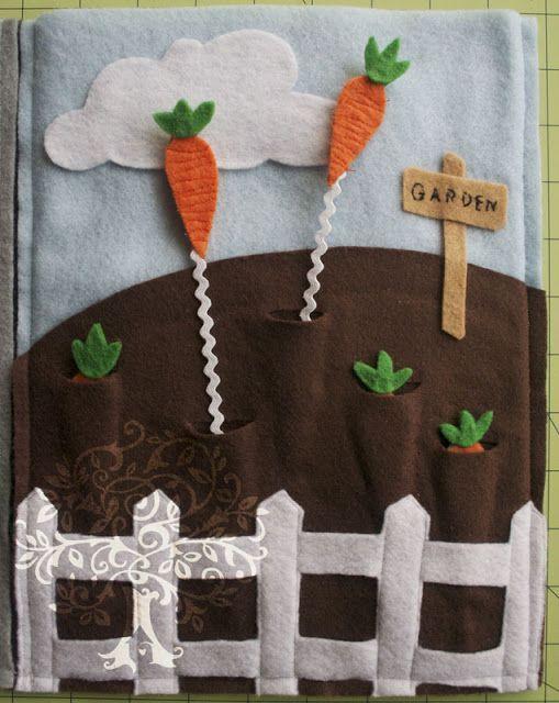 Jardin de carottes