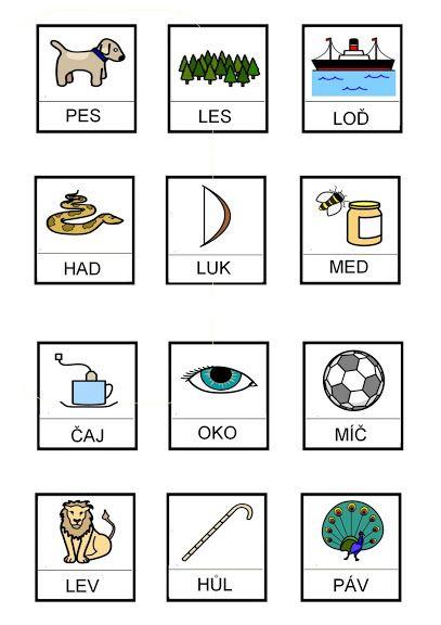 Slova ze 3 písmen - Monika R. - Webové albumy programu Picasa