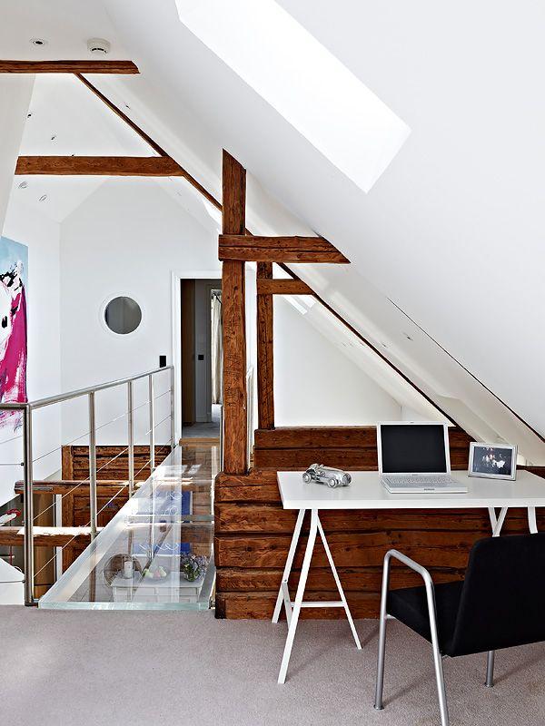 17 mejores ideas sobre vigas de madera de techo en - Vigas madera techo ...