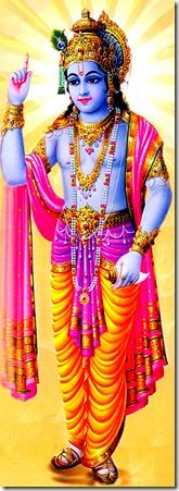 """""""Just fix your mind upon Me, the Supreme Personality of Godhead, and engage all your intelligence in Me. Thus you will live in Me always, without any doubt""""  --- Lord Krishna, Bhagavad-Gita"""