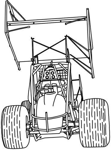 11 Best Sprint Cars Images On Pinterest