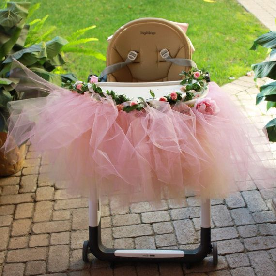 Best 25 Birthday Chair Ideas On Pinterest: 17 Best Ideas About High Chair Tutu On Pinterest