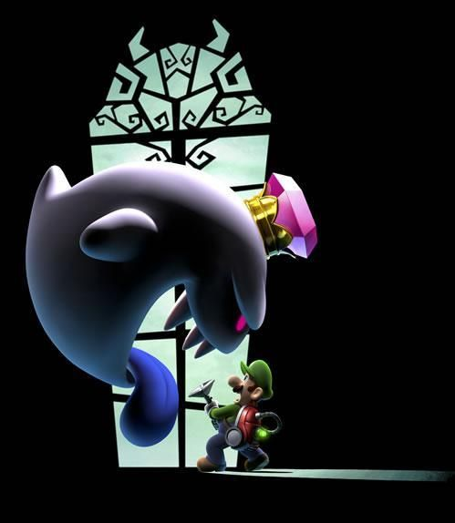 63 best luigis mansion 2 dark moon images on pinterest luigis an aggressive showdown between king boo and luigi from the official artwork set for luigismansion malvernweather Images