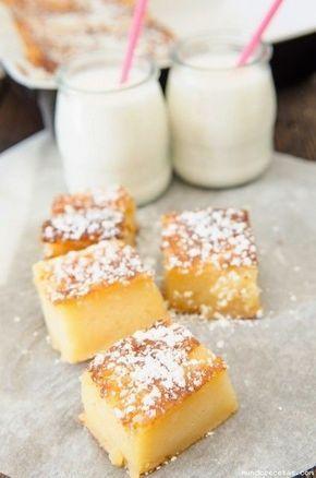 Bocaditos de yogur. Hechos: muy ricos | https://lomejordelaweb.es/ Pinterest ^^ | https://pinterest.com/Ilovecocinar/
