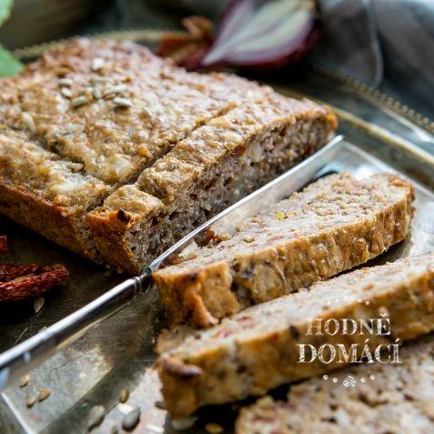 Chleba bez mouky | Hodně domácí