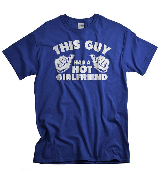 Gift For Boyfriend Anniversary Tshirt This Guy Has by UnicornTees, $14.99