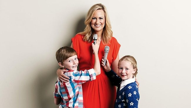 Melissa Doyle (1970). Australian television personality, currently a co-host of the Seven Network's breakfast television program Sunrise, has two children. (*source unknown)
