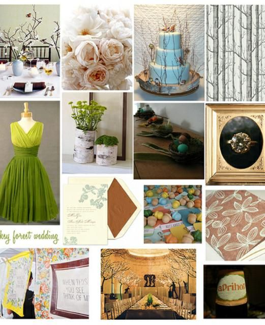 Enchanted Forest Wedding Theme | Enchanted Forest Party Ideas