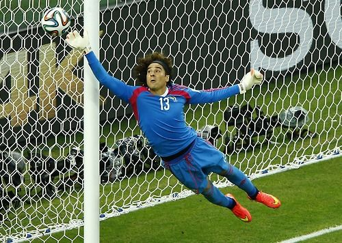 Guillermo Ochoa;  +Mexico NT;  +World Cup;  +World Cup 2014;