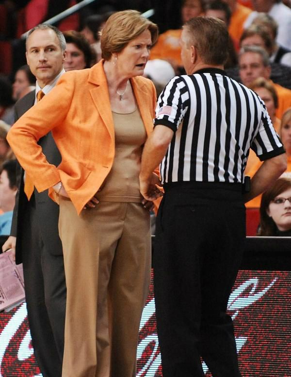 Pat Summit, one of the most influential people in the history of women's sports, was awarded the Medal of Freedom yesterday.
