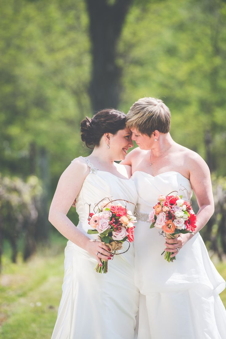 74 Best Same Sex Wedding Ideas Images On Pinterest Two Brides