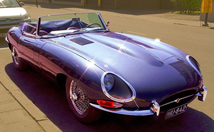#Jaguar convertible