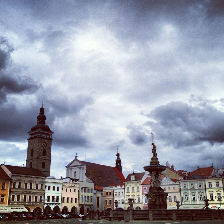 České Budějovice | Budweis in Jihočeský