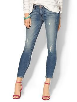 Paige Verdugo Ankle Jean | Piperlime. Crop JeansSkinny ...