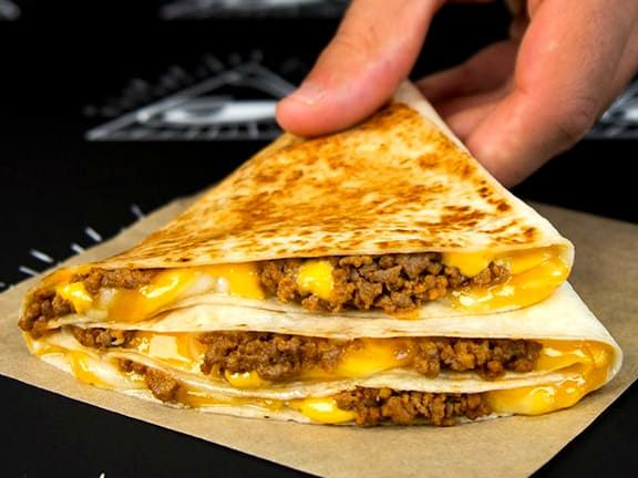 Taco Bell's new $1 menu items are stacked with flavor