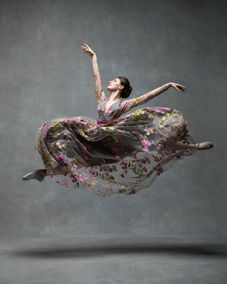 Tiler Peck, Principal dancer, New York City Ballet. Photographed by NYC Dance Project, Ken Browar and Deborah Ory