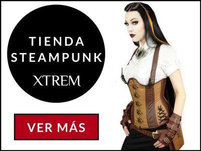 Tienda Steampunk #steampunk #ropa #alternative #fashion #gothic #xtremonline